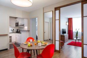 adagio appart hotel geneve