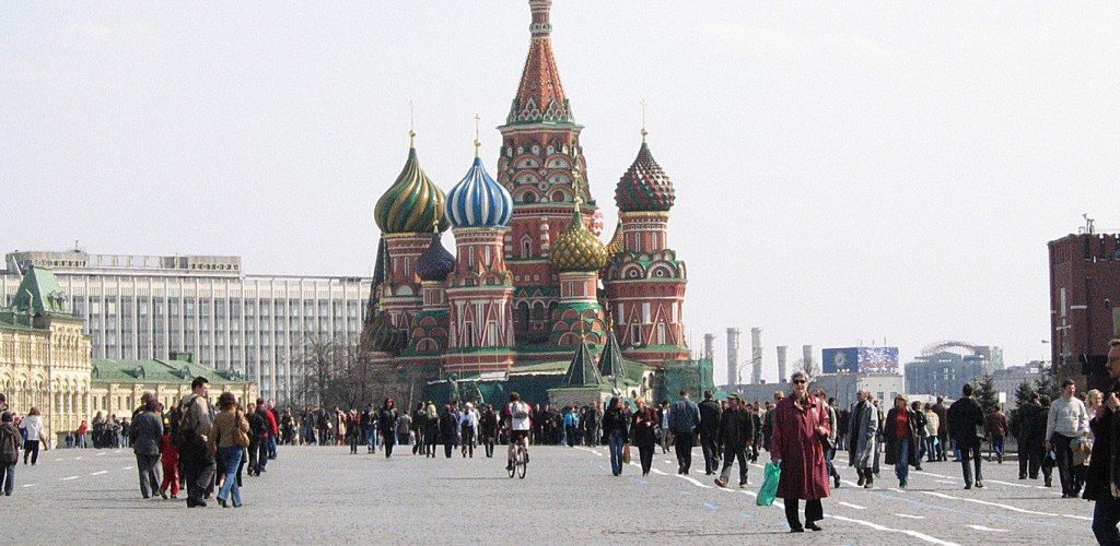 stedentrip moscow