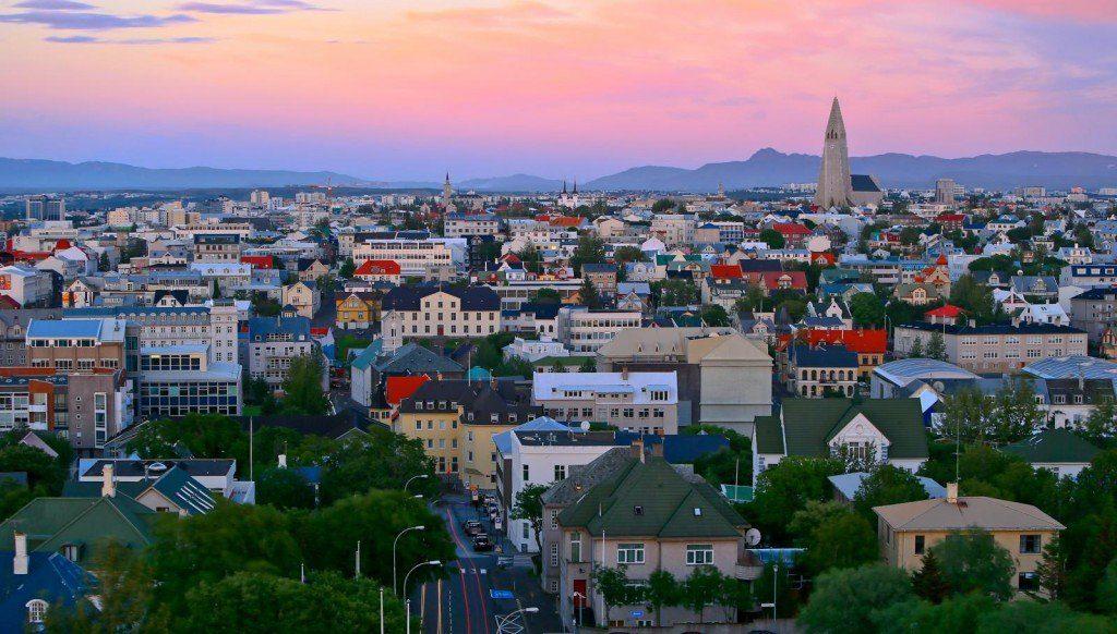 Reykjavik IJsland