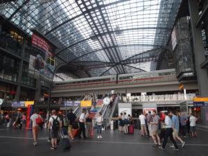 berlijn hauptbahnhof stedentrip trein
