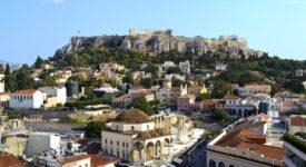 Monastiraki Athene Griekenland